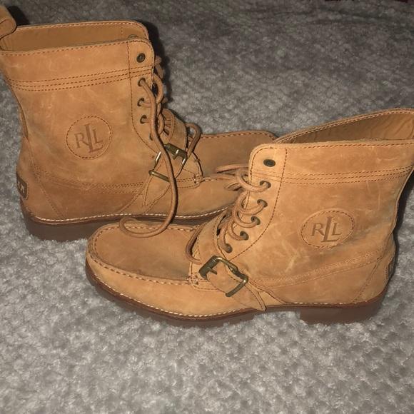 Polo Ralph Lauren Ranger Boots Womens